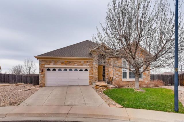 3472 E 123rd Avenue, Thornton, CO 80241 (#7586052) :: Compass Colorado Realty