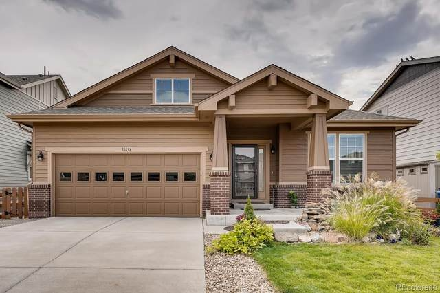 16656 W 94th Drive, Arvada, CO 80007 (MLS #7586251) :: Keller Williams Realty