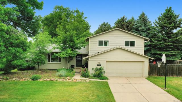 2701 Worthington Avenue, Fort Collins, CO 80526 (#7586427) :: The Heyl Group at Keller Williams