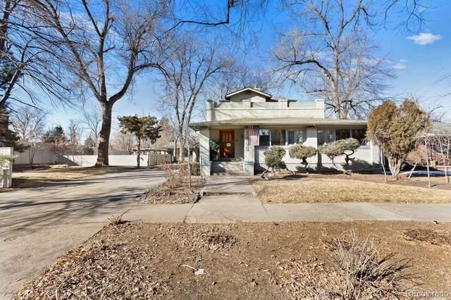 1449 S University Boulevard #1, Denver, CO 80210 (#7586616) :: The Colorado Foothills Team   Berkshire Hathaway Elevated Living Real Estate