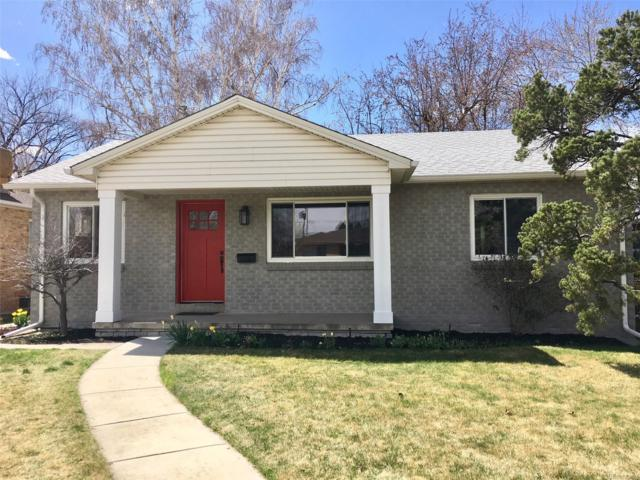 1065 S Jackson Street, Denver, CO 80209 (#7586688) :: The Pete Cook Home Group