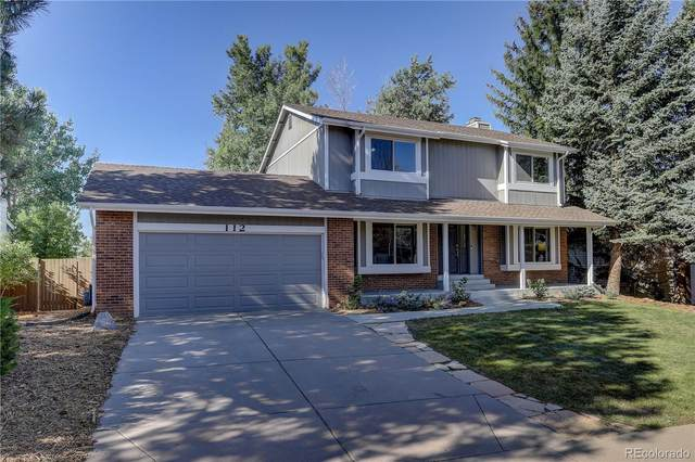 112 Plum Creek Place, Highlands Ranch, CO 80126 (#7587024) :: The DeGrood Team