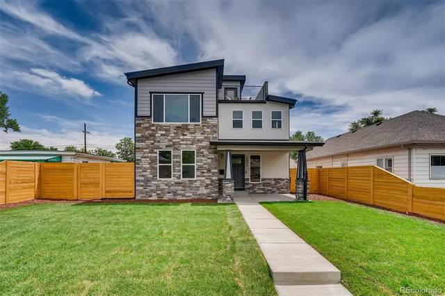 4880 N Hooker Street, Denver, CO 80221 (#7587059) :: Real Estate Professionals