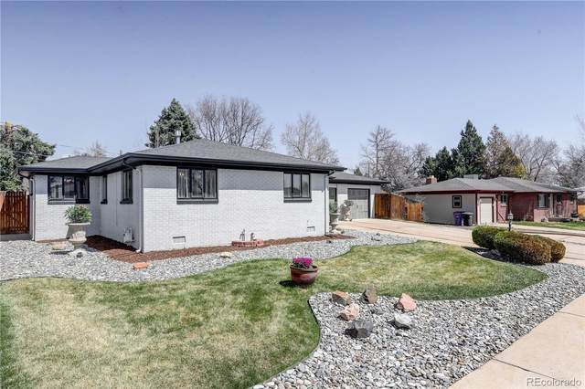3385 W Saratoga Avenue, Englewood, CO 80110 (#7587199) :: The Harling Team @ HomeSmart
