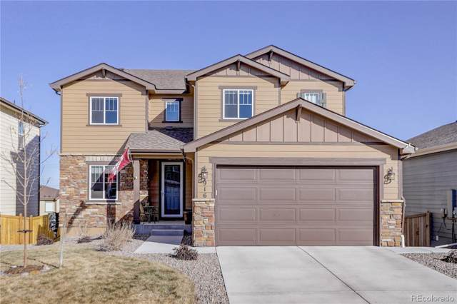 916 Mcmurdo Circle, Castle Rock, CO 80108 (#7587910) :: Compass Colorado Realty