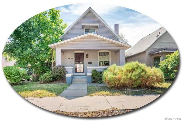 3924 Zuni Street, Denver, CO 80211 (#7587934) :: The Dixon Group