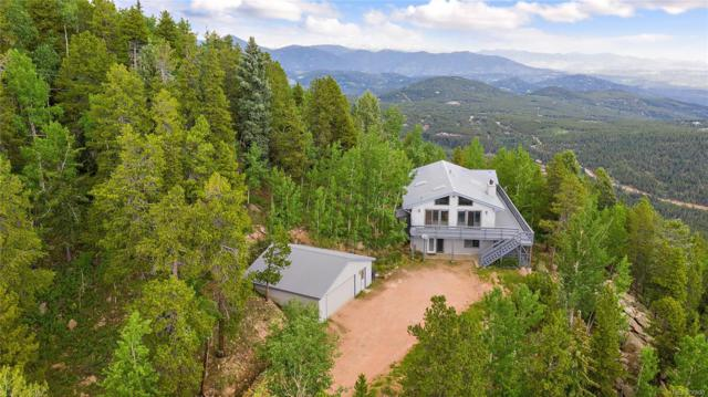 31237 Conifer Mountain Drive, Conifer, CO 80433 (MLS #7587949) :: 8z Real Estate