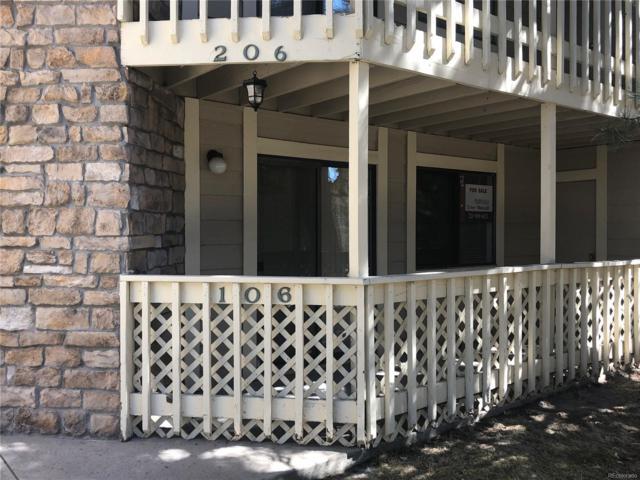 8600 E Alameda Avenue #106, Denver, CO 80247 (#7588213) :: The Peak Properties Group