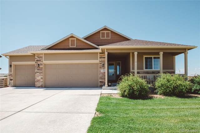706 Mountain Avenue, Pierce, CO 80650 (#7588310) :: The HomeSmiths Team - Keller Williams