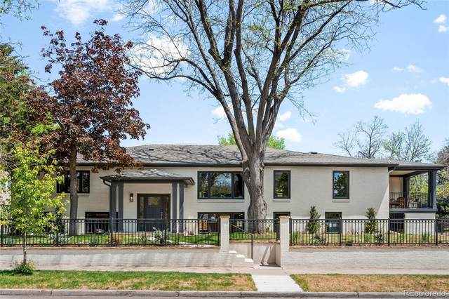 600 N High Street, Denver, CO 80218 (#7588345) :: The Peak Properties Group