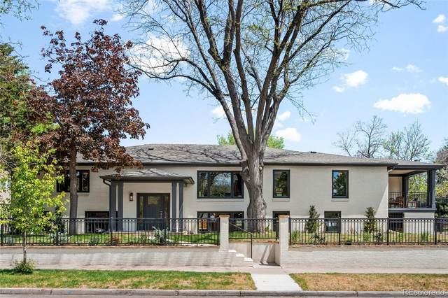 600 N High Street, Denver, CO 80218 (#7588345) :: Mile High Luxury Real Estate