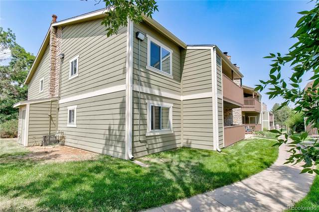 3484 S Eagle Street #104, Aurora, CO 80014 (#7588592) :: Compass Colorado Realty