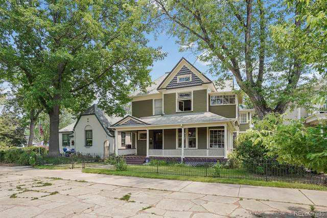 1527 N Nevada Avenue, Colorado Springs, CO 80907 (#7588660) :: Chateaux Realty Group