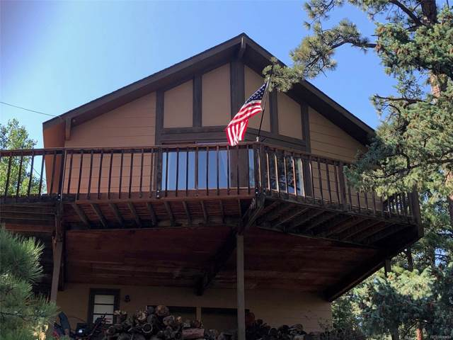 6935 Olympus Drive, Evergreen, CO 80439 (MLS #7589008) :: 8z Real Estate