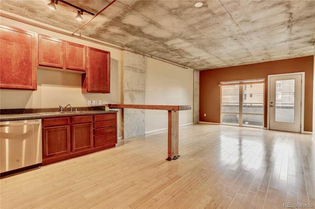 1475 Delgany Street #204, Denver, CO 80202 (MLS #7589212) :: Re/Max Alliance