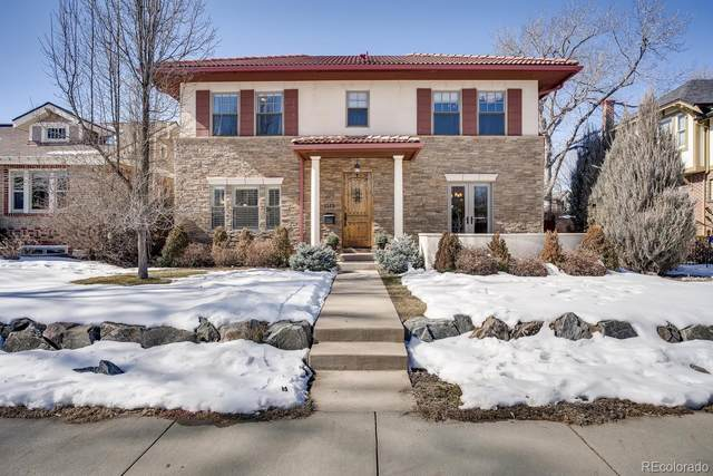 1345 S Josephine Street, Denver, CO 80210 (#7589358) :: My Home Team