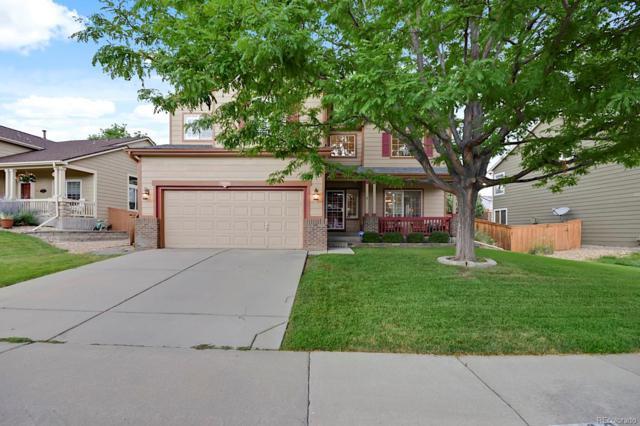 9869 Sydney Lane, Highlands Ranch, CO 80130 (MLS #7589379) :: 8z Real Estate