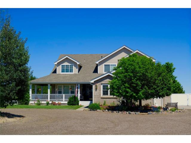 15096 Overton Street, Brighton, CO 80603 (MLS #7589952) :: 8z Real Estate