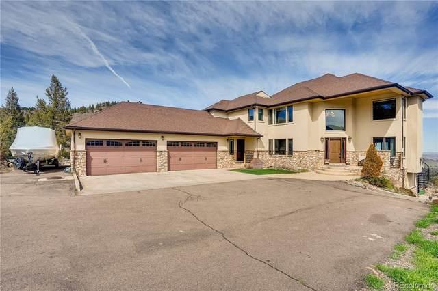 16776 Dancing Deer Drive, Littleton, CO 80127 (MLS #7590204) :: Keller Williams Realty