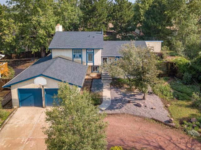 5050 N Splitrail Drive, Colorado Springs, CO 80917 (MLS #7590380) :: 8z Real Estate
