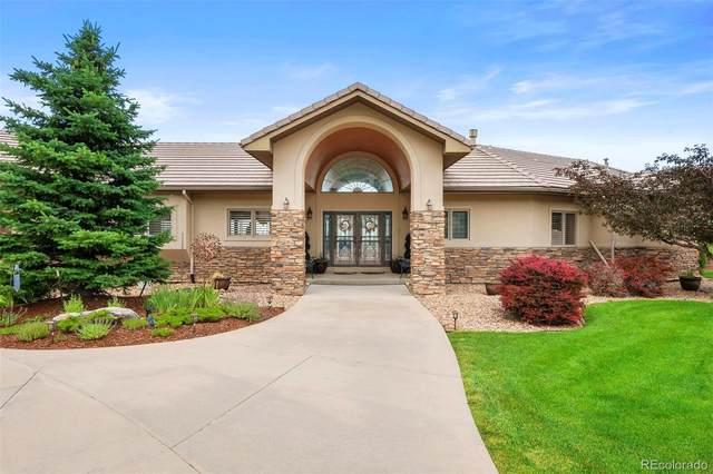 11163 Yucca Run, Littleton, CO 80125 (#7590500) :: Finch & Gable Real Estate Co.