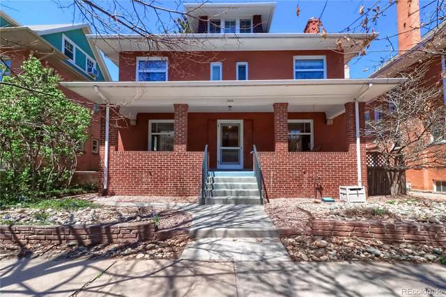 3429 Colfax B Place, Denver, CO 80206 (MLS #7590767) :: Bliss Realty Group
