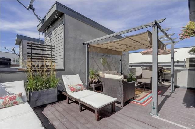 3020 Zuni Street #3, Denver, CO 80211 (MLS #7590885) :: 8z Real Estate