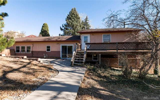 410 N Fifteenth Street, Colorado Springs, CO 80904 (#7591353) :: Bring Home Denver with Keller Williams Downtown Realty LLC