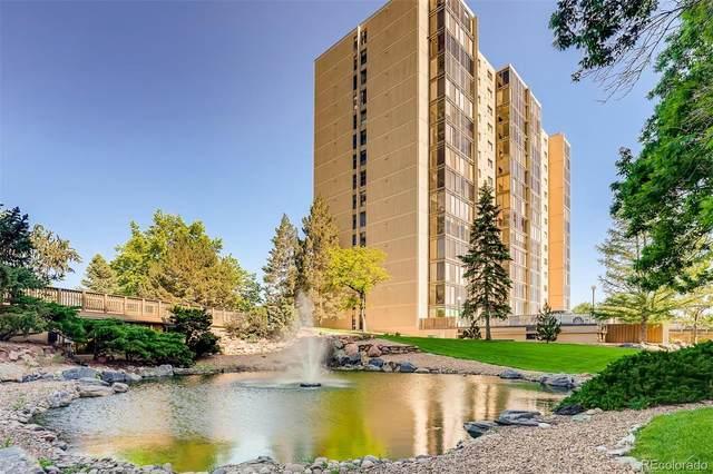 7865 E Mississippi Avenue #1006, Denver, CO 80247 (MLS #7591420) :: Kittle Real Estate