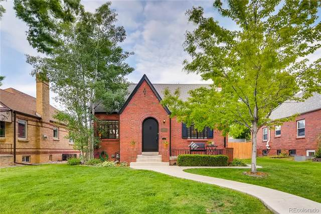 1444 Clermont Street, Denver, CO 80220 (#7591808) :: Berkshire Hathaway Elevated Living Real Estate