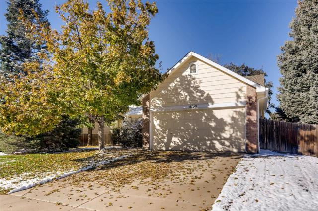 4759 S Genoa Court, Centennial, CO 80015 (#7591822) :: Bring Home Denver