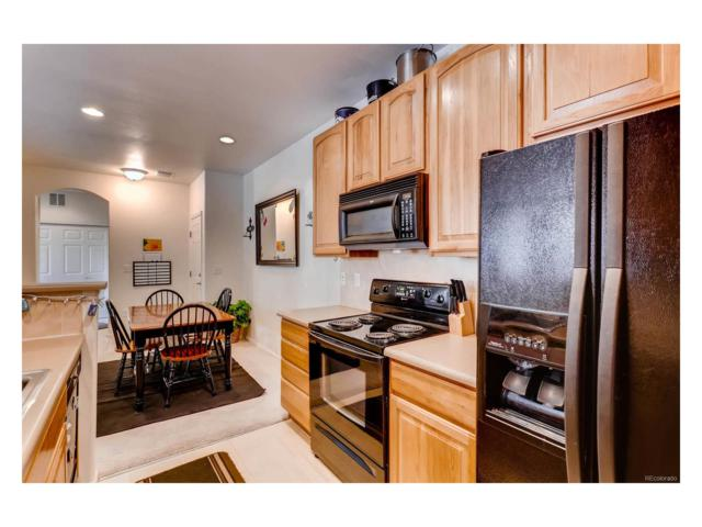 1560 Olympia Circle #108, Castle Rock, CO 80104 (#7591895) :: The Dixon Group