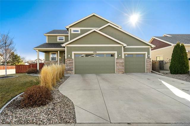 2206 73rd Avenue Court, Greeley, CO 80634 (MLS #7591951) :: 8z Real Estate