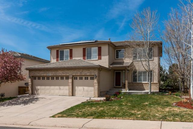 9237 Fox Fire Drive, Highlands Ranch, CO 80129 (#7592011) :: The Peak Properties Group