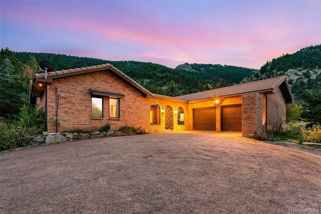 22621 Indian Head Road, Golden, CO 80403 (MLS #7592711) :: 8z Real Estate
