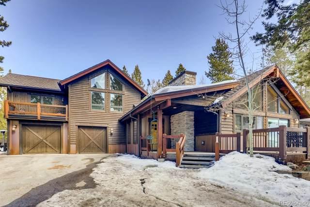91 Elk Horn Lane, Breckenridge, CO 80424 (MLS #7592877) :: Kittle Real Estate