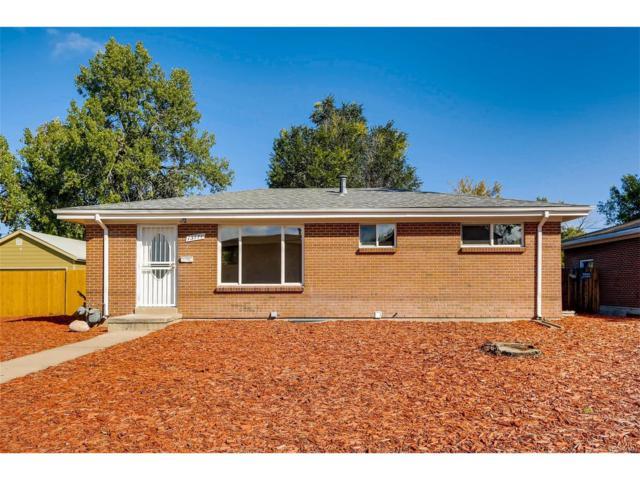 13771 E 23rd Avenue, Aurora, CO 80011 (#7593331) :: The Peak Properties Group