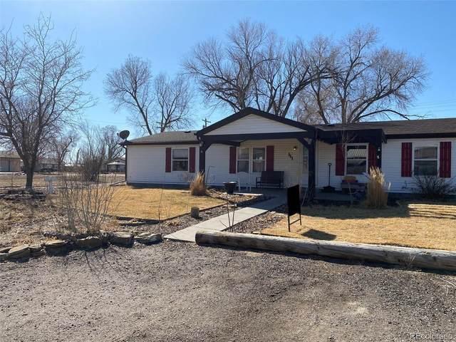 111 High Street, Wiggins, CO 80654 (MLS #7593799) :: 8z Real Estate