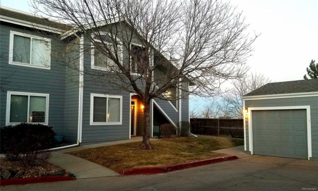 8500 E Jefferson Avenue 10G, Denver, CO 80237 (#7593877) :: Bring Home Denver