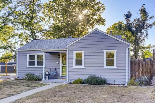 4601 Perry Street, Denver, CO 80212 (#7593994) :: The HomeSmiths Team - Keller Williams