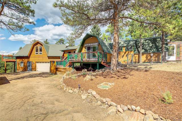 229 Catamount Lane, Bailey, CO 80421 (MLS #7594438) :: 8z Real Estate