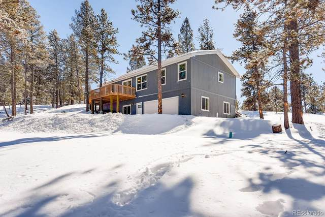 37 Carbon Circle, Florissant, CO 80816 (#7594501) :: The Griffith Home Team