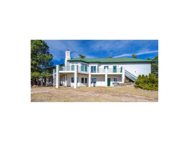 13990 Windy Pine Drive, Elbert, CO 80106 (MLS #7595057) :: 8z Real Estate