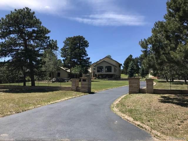 2821 Interlocken Drive, Evergreen, CO 80439 (#7595252) :: Berkshire Hathaway Elevated Living Real Estate