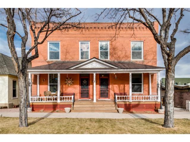 109 -111 W Grant Avenue #109, Pueblo, CO 81004 (MLS #7595347) :: 8z Real Estate