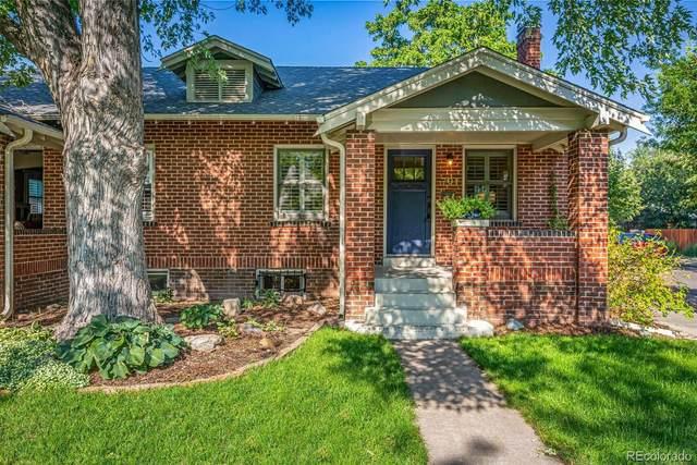 701 S Emerson Street, Denver, CO 80209 (MLS #7595621) :: 8z Real Estate