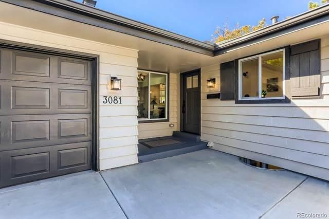 3081 S Krameria Street, Denver, CO 80222 (#7595949) :: Compass Colorado Realty