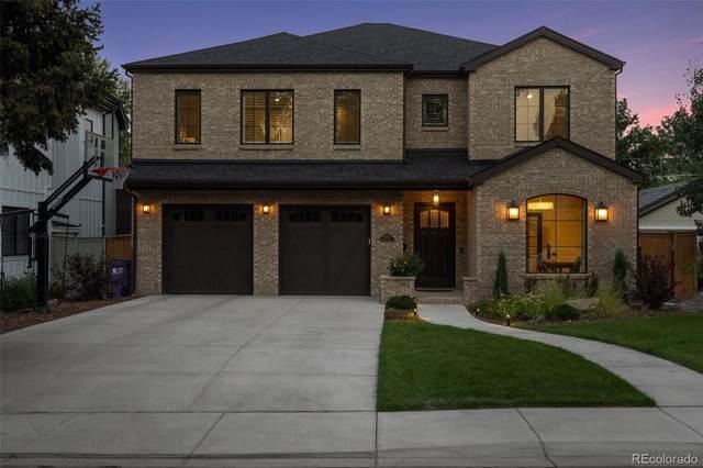 1074 Kearney Street, Denver, CO 80220 (#7596256) :: The HomeSmiths Team - Keller Williams