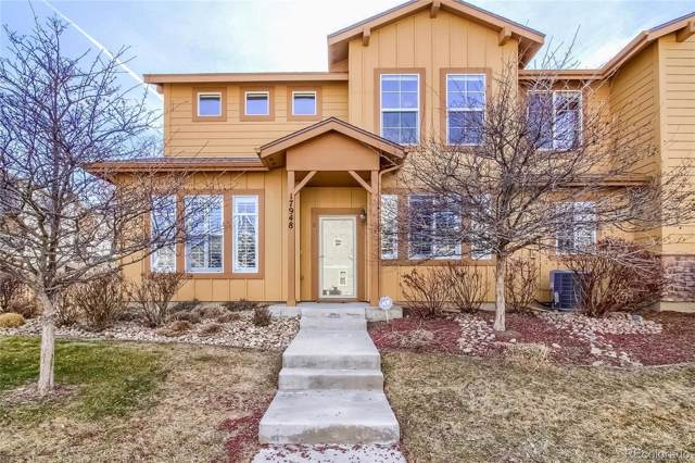 17948 E 105th Avenue C, Commerce City, CO 80022 (#7596982) :: Real Estate Professionals