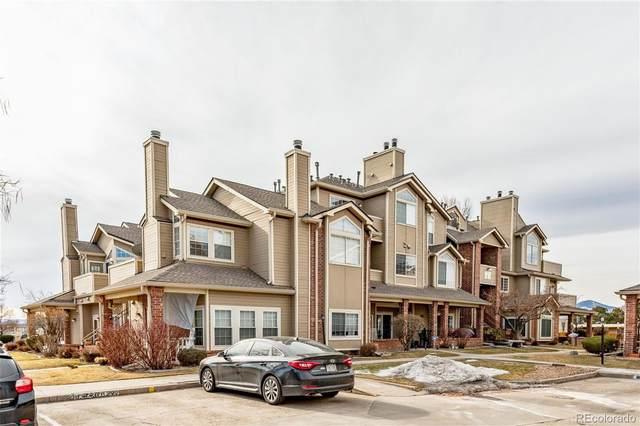 4760 S Wadsworth Boulevard L302, Littleton, CO 80123 (MLS #7597103) :: 8z Real Estate